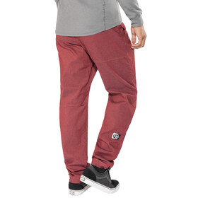 E9 Matar C - Pantalon long Homme - rouge